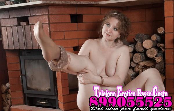 Sesso al Telefono Erotico Basso Costo
